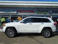 2014 Jeep Grand Cherokee Limited LEATHER INTERIOR, 4x4