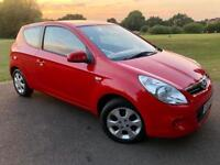 Hyundai I20 Comfort CRDI 1.4L 3Dr In Mint Condition! FULL SERVICE HISTORY/1 Year MOT/HPI Clear