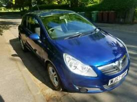 2007 57 Vauxhall Corsa 1.3CDTI turbo diesel