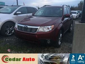 2009 Subaru Forester X Limited - Managers Special