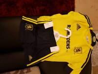 Middlesbrough football kit