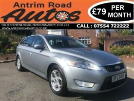 2009 FORD MONDEO ZETEC ESTATE 1.8 TDCI ** LOW MILES * FULL HISTORY * FINANCE AVAILABLE NO DEPOSIT **