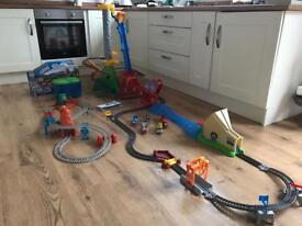 Thomas track master bundle