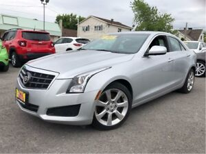 2014 Cadillac ATS 2.5L NAV FROM TELEMATICS LEATHER SUN ROOF CHRO