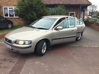 Must see!! Stunning Volvo S60.Quick sale due to personal circumstances-2500£