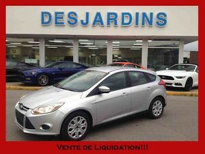 2013 Ford Focus SE ***INSPECTÉ PAR FORD 132 POINTS***