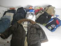 Large quantity of boys clothes in good condition (Age 3 - 5 years)