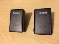TalkTalk Wifi boosters - £8