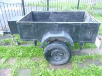 CAR TRAILER VERY GOOD CONDITION