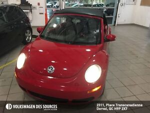2006 Volkswagen New Beetle 2.5, cabriolet, Leather, VERY CLEAN