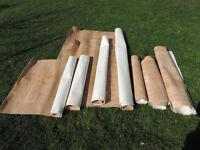 Wood effect Vinyl Flooring – Only two sizes left