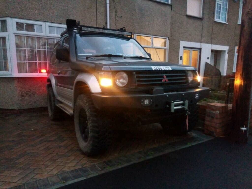 Mitsubishi Pajero Shogun SWB Off road Roader. Excellent vehicle. only 108k Miles!