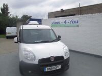 2011 fiat doblo only 37500 miles fitted with a air conditioning unit in the rear see pictures