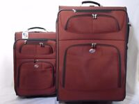 American Tourister Samsonite Extra Large Expandable Suitcase + Cabin or Carry on Bag