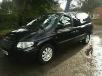 2004 CHRYSLER GRAND VOYAGER 7 SEATER 2.8 DIESEL AUTOMATIC - LONG MOT - WARRANTY