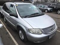 2003 Chrysler Grand Voyager 7 Seat Auto. Mot. Tax. LEATHER