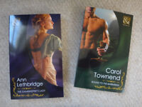 The Gamekeeper's Lady & Bound to the Barbarian, 2 new books