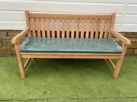 🟥 Teak garden benchs clearance 🟥