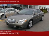2011 Buick Lucerne CXL LUXURY PACKAGE/BLUETOOTH/