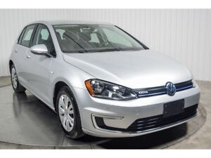2015 Volkswagen Golf E-GOLF LIMITED NAVIGATION