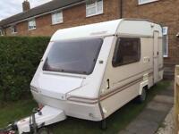 ABI Marauder Special 380/2 Berth Caravan Year 1992-93