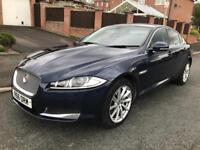 Jaguar XF Premium Luxury 2012. Just been serviced.