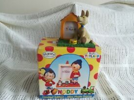 BUMPY DOG & KENNEL LTD ED PHOTO FRAME ~ BOXED