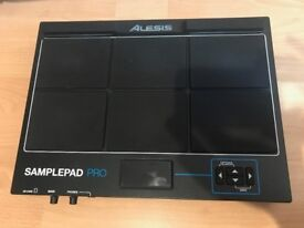 Alesis SamplePad Pro /w Stand and Box! Excellent Condition only owned 1 year, hardly used!