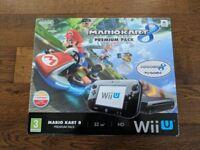 Like new Nintendo WiiU with 30 games