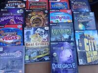 pc cd rom games x14
