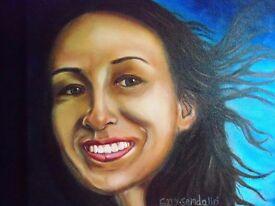 Bournemouth based portrait & fantasy artist seeking female life modals to improve skills.