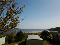 Static Caravan for Sale on the South West Coast of Scotland