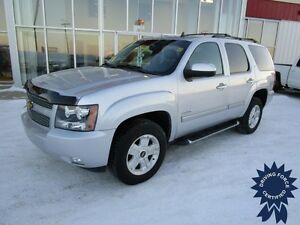 2014 Chevrolet Tahoe LT Z71 4WD 7 Passenger, w/2nd Row Buckets