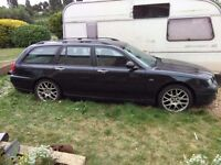 MG ZTT+ 135 CDTi 1.9 diesel with BMW engine - spares or repairs