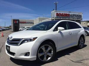 2014 Toyota Venza LTD V6 AWD - NAVI - LEATHER