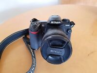 Nikon D200 fitted with Nikkor 18-70 DX Lens.