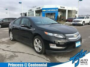2013 Chevrolet Volt Electric 1 Owner FWD Heated Front Seats