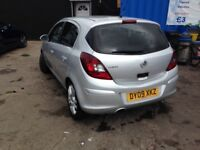 2009 Vauxhall Corsa 1.4 sxi bargain !!!