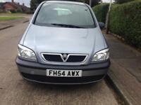 Vauxhall zafira 1.8 petrol