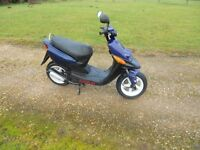 MBK YAMAHA 50 cc Scooter 12 months mot from purchase date reliable great bike