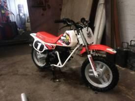 Kids Motorbike honda qr 50