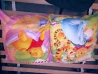 Winnie the pooh cuhions