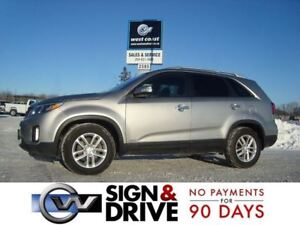 2014 Kia Sorento LX AWD *JANUARY SALE* $55 A WEEK $0 DOWN*