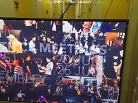 Samsung UE55D7000 55 -inch LCD 1080 pixels 800 Hz 3D TV [Energy Class A]