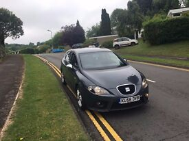 2006 (56) SEAT LEON FR 2.0TDI 170BHP!!! + 1 YEARS MOT + FUL SERVICE HISTOY + IMMACULATE + GREAT CAR