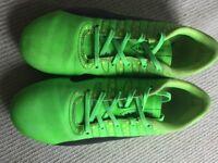 Puma football boots size 5.5