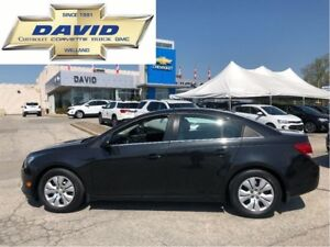 2014 Chevrolet Cruze 1LT/ REMOTE START/ REAR CAM/ LOCAL TRADE!!