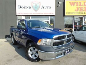 2015 Ram 1500 ST|C-CONTROL|T-CONTROL|ALLOYS|NO ACCIDENT