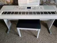 Electric piano Yamaha 650