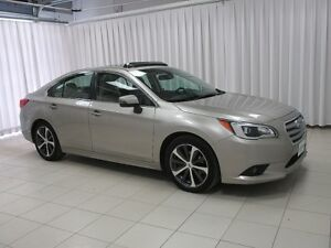 2015 Subaru Legacy 3.5R AWD SEDAN w/ SUNROOF, BLIND-SPOT MONITOR
